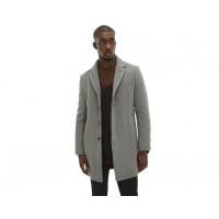 Пальто шерстяное Solid Man