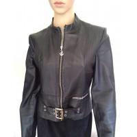 Кожаная куртка Rocawear