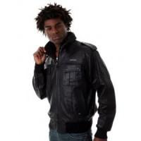 Кожаная куртка Live mechanics